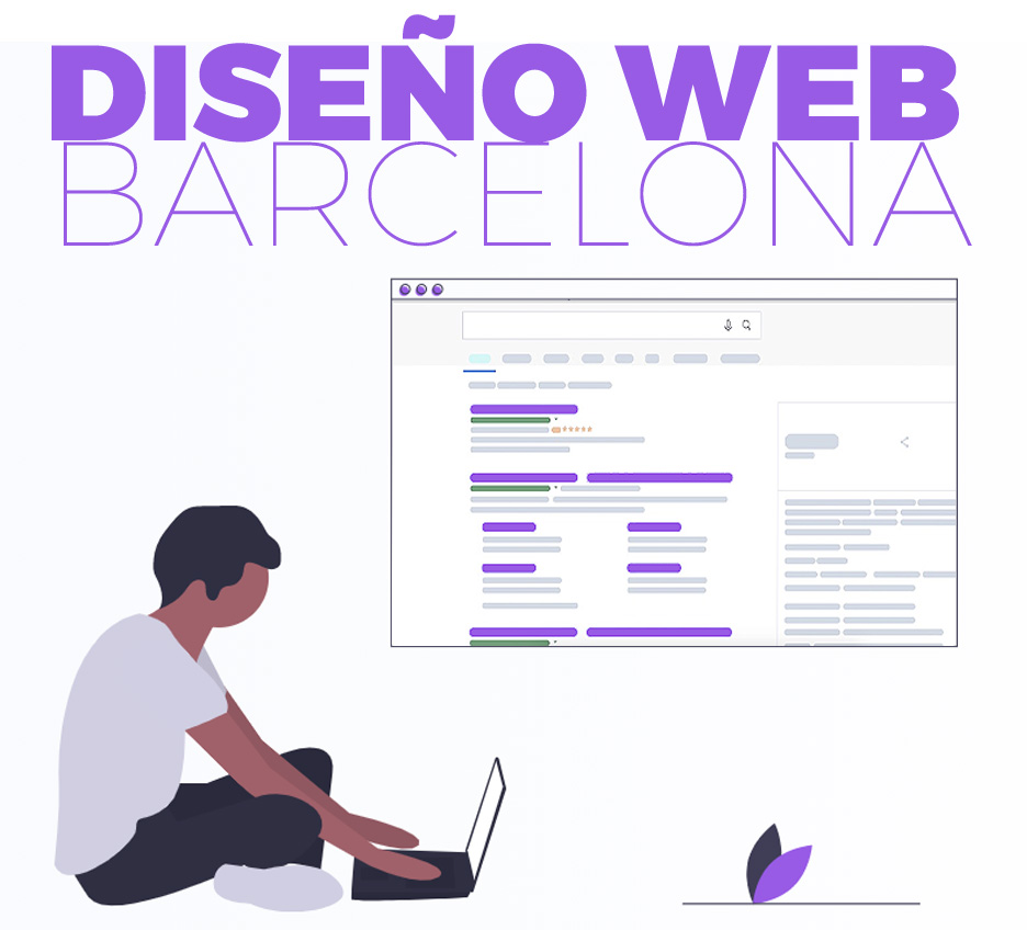 Diseño web Barcelona imagen